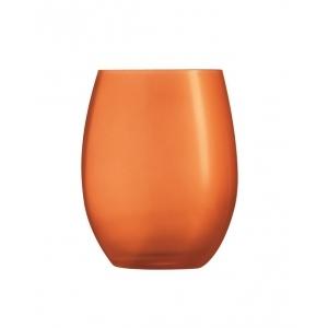 Хайбол 360 мл. d=81, h=102 мм оранжевый (под медь) Примарифик /24/