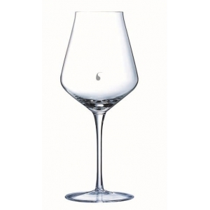 Бокал для вина 400 мл. d=91, h=232 мм с меткой на 125 мл Ревил Ап /6/24/