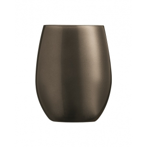 Хайбол 360 мл. d=81, h=102 мм коричневый (шоколадный) Примарифик /24/