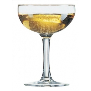 Шампанское-блюдце 160 мл. d=90, h=123 мм Элеганс /12/