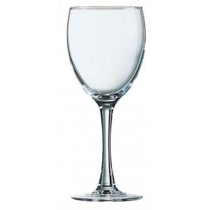 Бокал для вина 190 мл. d=60/70, h=165 мм красн. Принцесса /12/