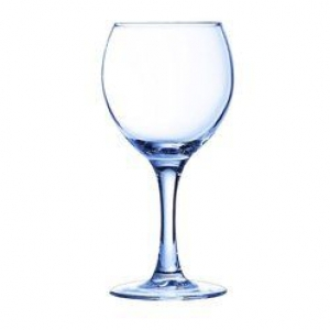 Бокал для вина 280 мл. d=84, h=158 мм Принцесса /12/