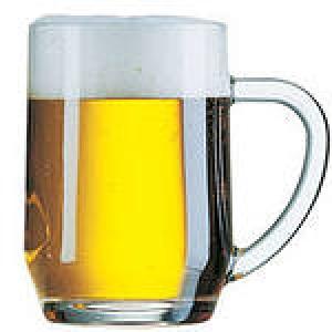 Кружка для пива 0,5 л. d=90/72, h=131 мм Хаворт /24/