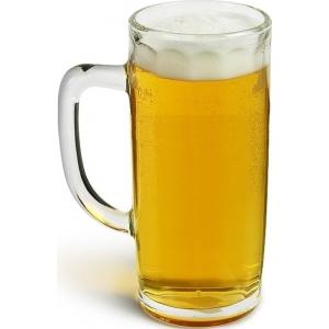 Кружка для пива 0,4 л. d=77/70, h=165 мм Минден /6/