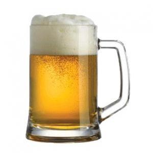 Кружка для пива 0,67 л. d=90/103, h=150 мм Паб Б (Argon) /12/