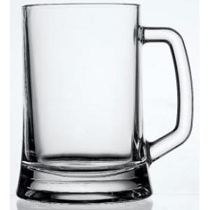 Кружка для пива 0,395 л. d=77/68, h=135 мм 2 шт. Паб Б /580324/ /12/