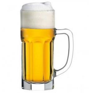 Кружка для пива 510 мл. d=85/85, h=195 мм Касабланка Б /6/