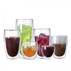Термостекло (бокал, чашка, чайник стекло с двойными стенками)
