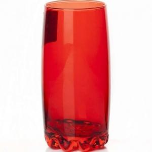 Хайбол 390 мл. d=68, h=145 мм. красный Энжой Б /24/864/