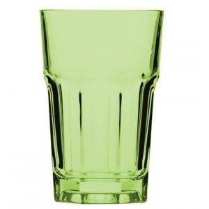 Хайбол 360 мл. d=83, h=122 мм зеленый закален. Энджой Б /12/