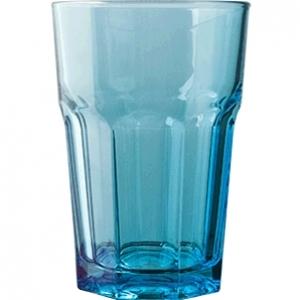 Хайбол 360 мл. d=83, h=122 мм синий закален. Энджой Б /12/