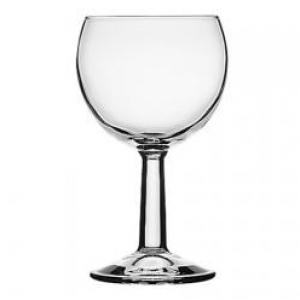 Бокал для вина 160 мл. d=70, h=120 мм бел. Банкет Б /12/