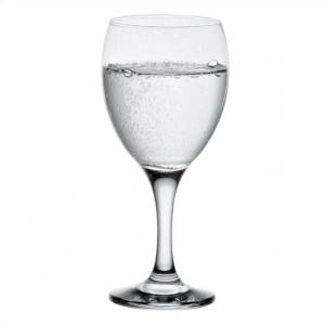 Бокал для вина 190 мл. d=65, h=164 мм бел. Империал плюс Б /12/
