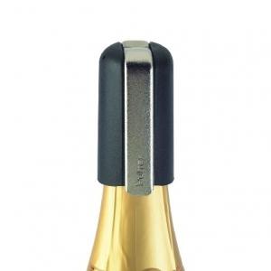 Открывалка/пробка для шампанского нерж./пласт. Bonzer