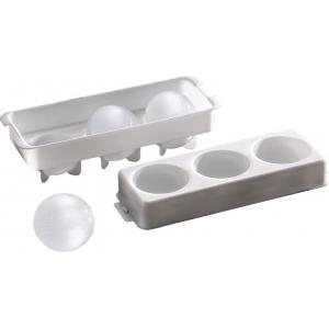 Форма для льда 235*85*65 мм. шары полипропилен APS