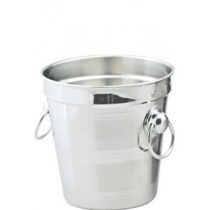 Емкость для льда d=13 см. 1,5 л нерж. MGSteel