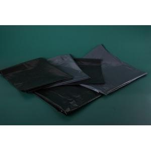 Мешок для мусора 240л 100*140 см. 60 мкм черный в пластах(50шт) /1/100/