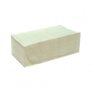Полотенце 1-сл. 200 л/пач. V-слож. LIME белое /20/ (210600)