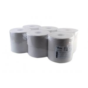 Туал. бумага 1-сл. 200 м. белая  Viero Professional Basic /12/