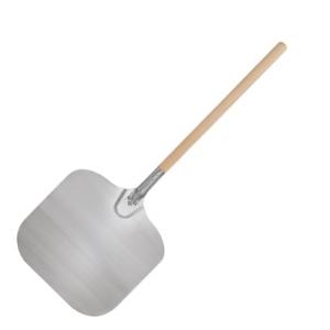 Лопата для пиццы алюм.35см с дерев.ручк.(50см) St