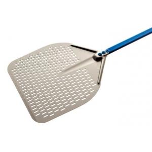Лопата для пиццы прямоуг. перфорир. 45*45 см. l=120 см. алюм. Azzurra Gimetal