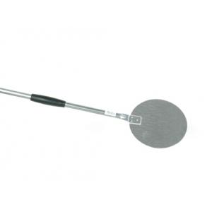 Лопата для пиццы поворотная d=20 см. l=150 см., алюм. Gimetal