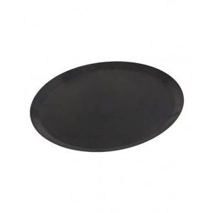 Противень для пиццы d=32 см. с низк. бортами голуб.сталь FM PRO /5/