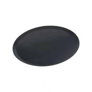 Противень для пиццы d=36 см. с низк. бортами голуб.сталь FM PRO /5/