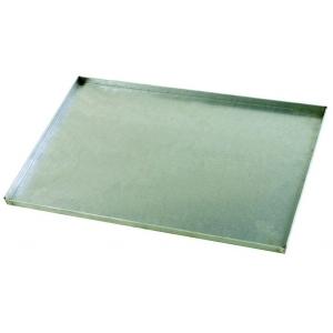 Противень для пиццы 40*60*2 см. прямоуг. листовое железо Gimetal