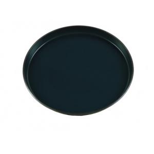 Противень для пиццы d=32  голуб. сталь. Gimetal