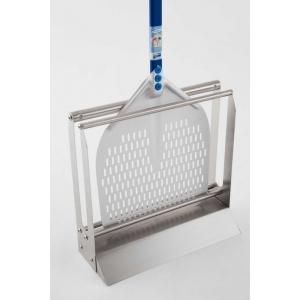 Держатель для лопаты для пиццы до 36 см. нерж. Gimetal