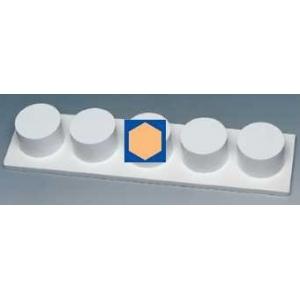 """Экстрактор для пирожных d=65 мм. h=40 мм. """"Шестиугольник"""" Monop"""