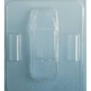"""Форма для отлив.шок.конфет """"Машина Ягуар"""" 110х60h15 мм."""