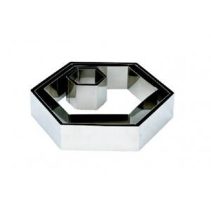 """Форма для выкладки/выпечки """"Шестиугольник"""" l=14*16 см h=5 см MGSteel"""