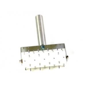 Ролик для теста 12,7 см. (перфоратор) нерж. Gimetal