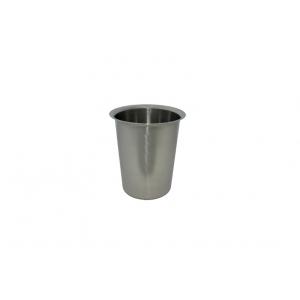 Емкость для столовых приборов (стакан) d=95 мм. h=130 мм. нерж. MGSteel