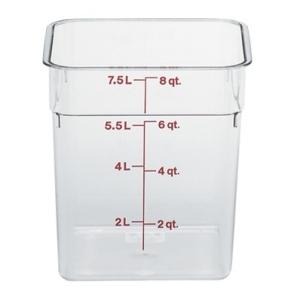 Контейнер для пищ. продуктов прямоуг. мерный  7,6л. поликарб. Cambro