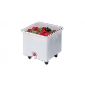 Контейнер для продуктов передвижной 121 л с краном Cambro