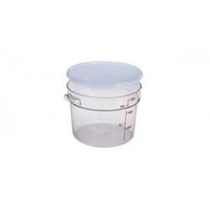 Крышка герм. для контейнера пищ. круглого прозр. Cambro (для RFSCW2, RFSCW4)