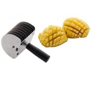 Приспособление для нарезки манго кубиками, нерж. Tellier*