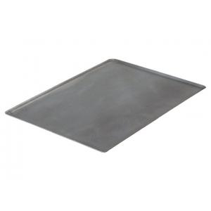 Противень 600х400х10 мм. голуб.сталь De Buyer