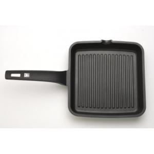 Сковорода-гриль 220х220мм. квадратн. (индукция) Efficient Pinti (271422)