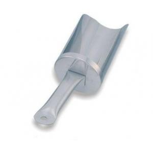 Совок для сыпучих продуктов 1200г 190 мм нерж. MGSteel