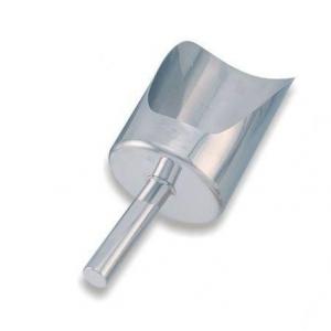 Совок для сыпучих продуктов 1500г 252 мм нерж. MGSteel