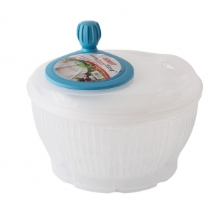 Сушилка для зелени 24 см. синяя Abert