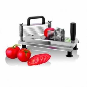 Слайсер для овощей/фруктов механич. (ломтик 5,5 мм) нерж Tellier