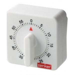 Таймер кухонный пласт. 60 мин. FM /4/160/