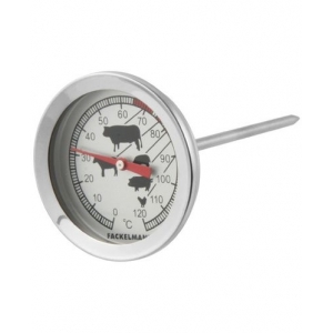 Термометр с иглой для мяса (0...+120) FM /5/140/