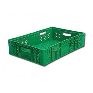 Ящик 600*400*135 мм. для овощей, перфорир.