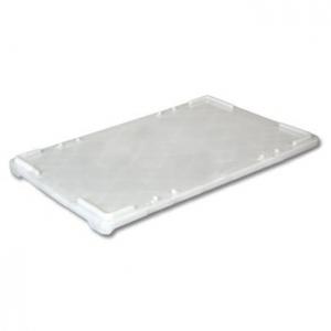 Крышка универсальная 600*400 на конусные ящики (белая)